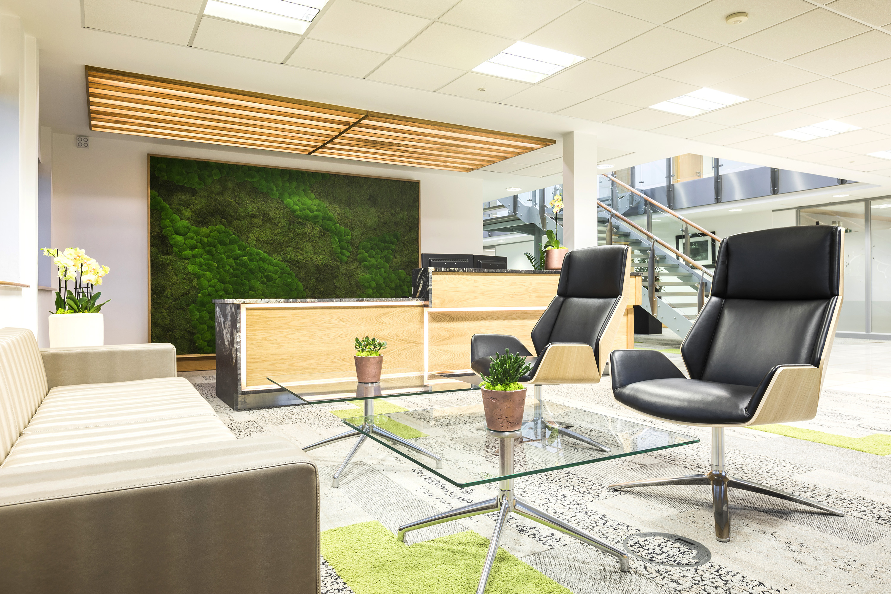 WorkWell Reception